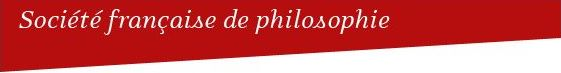 société française de philosophie2