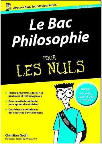 Terminale Philosophie - Annales du bac - Le Monde